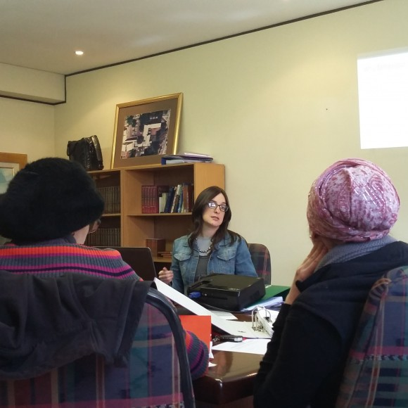 Teacher Training for Jewish Studies Teachers